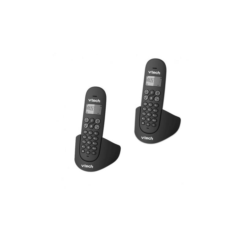 shoppi - Téléphone sans fil DECT  VTech cs1101 duo