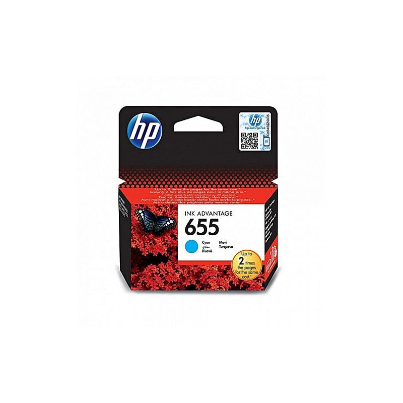 shoppi - Cartouche d'encre cyan HP 655