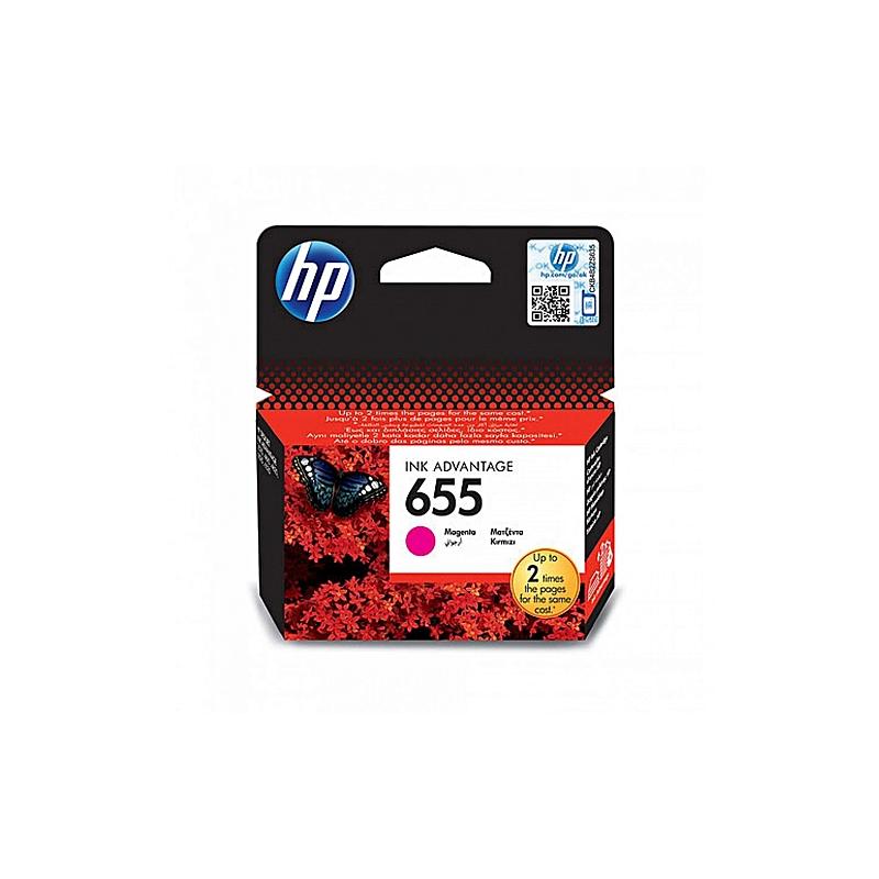 shoppi - Cartouche d'encre Magenta HP 655