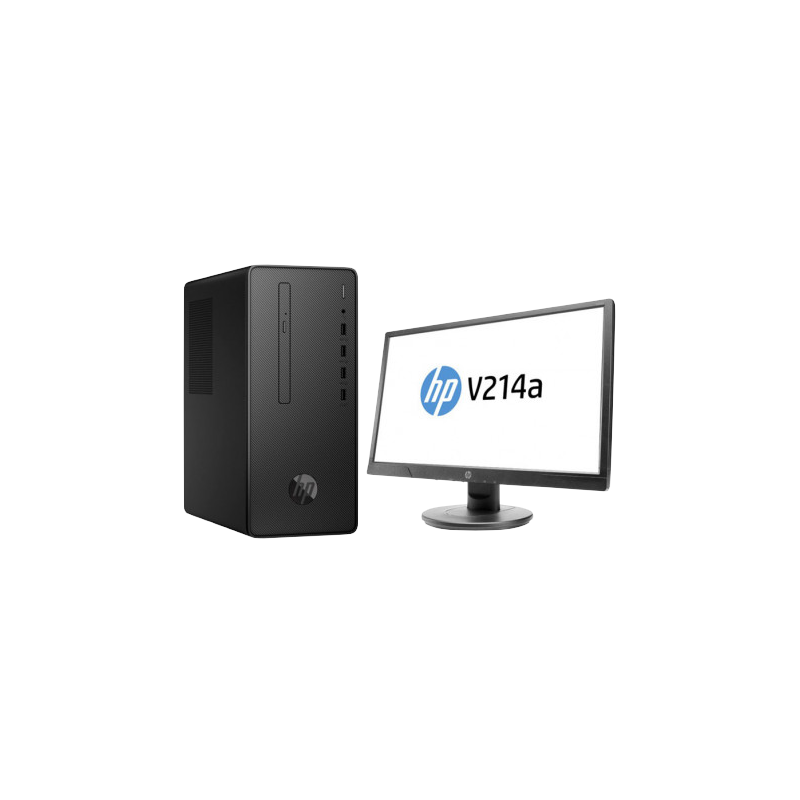 shoppi - Pc de Bureau HP Pro G2 i3-8100 8è Gén 4Go 1To
