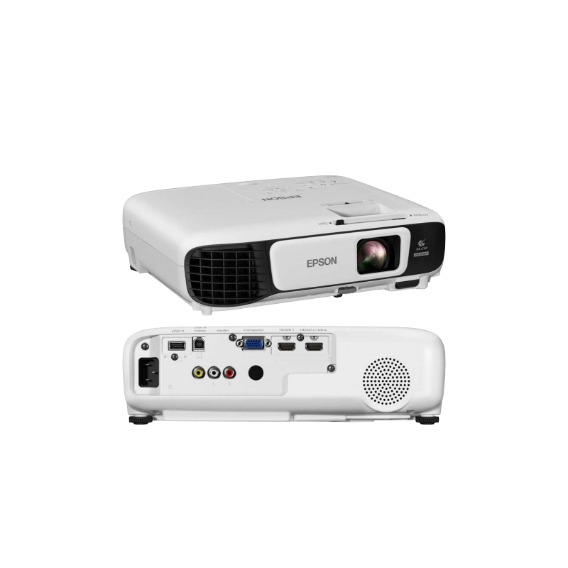 shoppi - Vidéo Projecteur EPSON EB-U42 WUXGA WiFi