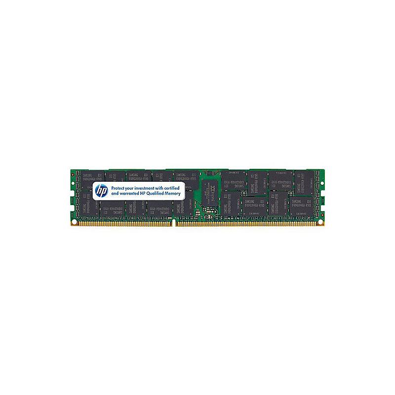 shoppi - Barrette mémoire pour Serveur HP 8GB PC3-10600 DDR3-1333 2Rx8 1.35v ECC UDIMM