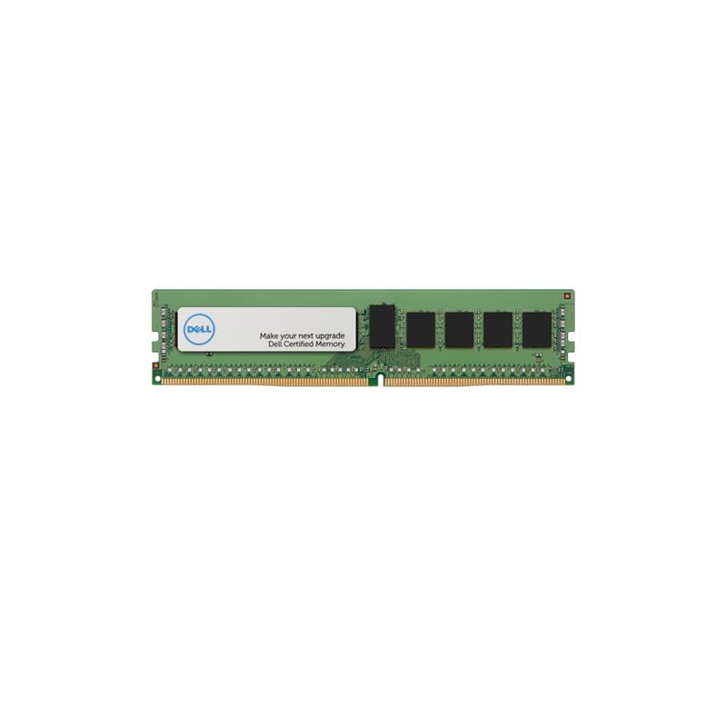 shoppi - Barrette mémoire pour Serveur DELL 8GB - 2Rx8 DDR4 UDIMM 2133MHz ECC