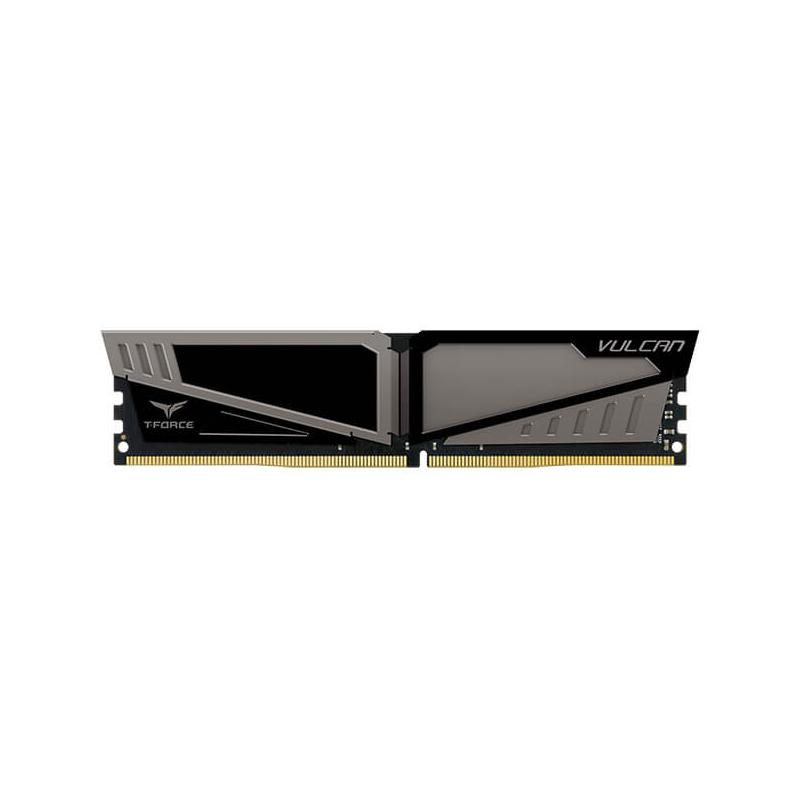 shoppi - Barrette mémoire Gamer VULCAN  Z GRAY UD-DDR4 16G 2666 Mhz