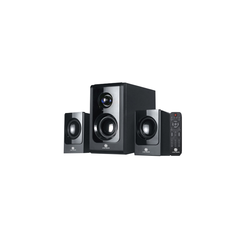 shoppi - Gold Sound Haut parleur - Subowoofer 2.1