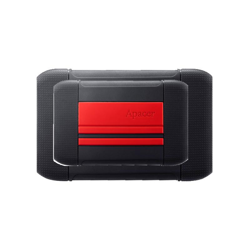shoppi - Disque dur externe Apacer Anti-Choc AC633 1 To 2,5' USB 3.1