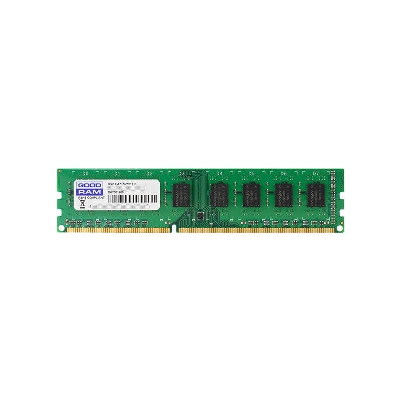 shoppi - Barrette Mémoire GOODRAM 4 GO DDR3-12800