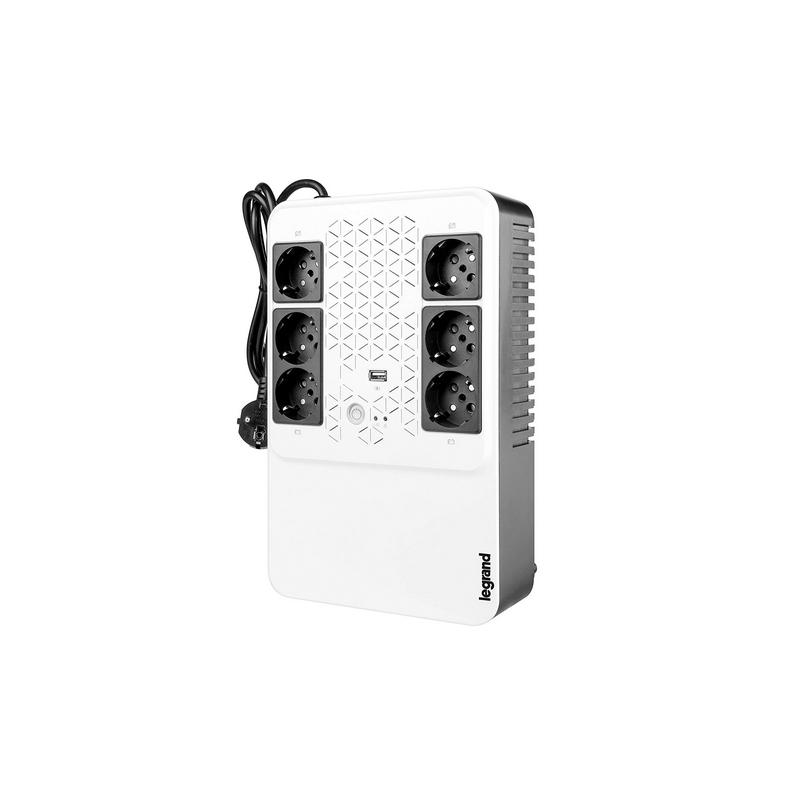 shoppi - Onduleur Legrand Keor multiplug avec 6 prises de courant