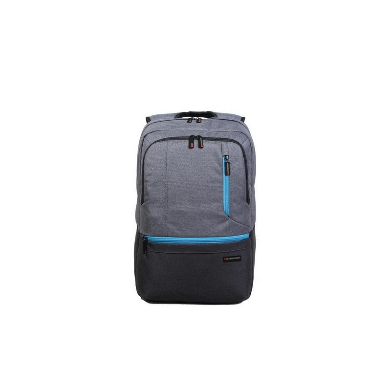 shoppi - Sac à dos Promate pour ordinateur portable résistant à l'eau 15.6''