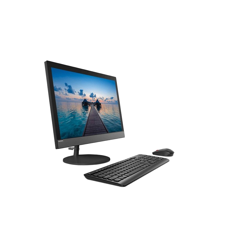 shoppi - Pc de Bureau ALL IN ONE LENOVO V130 Quad Core 4Go 500Go