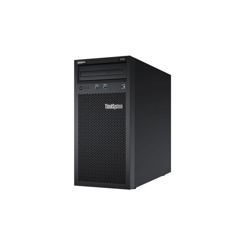 shoppi - Serveur LENOVO ThinkSystem ST50 Xeon E-2124G 8Go 1To