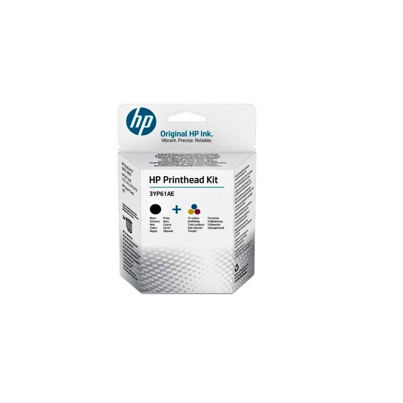 shoppi - Tête d'impression HP d'origine Noir & Couleur HP 315 /5810