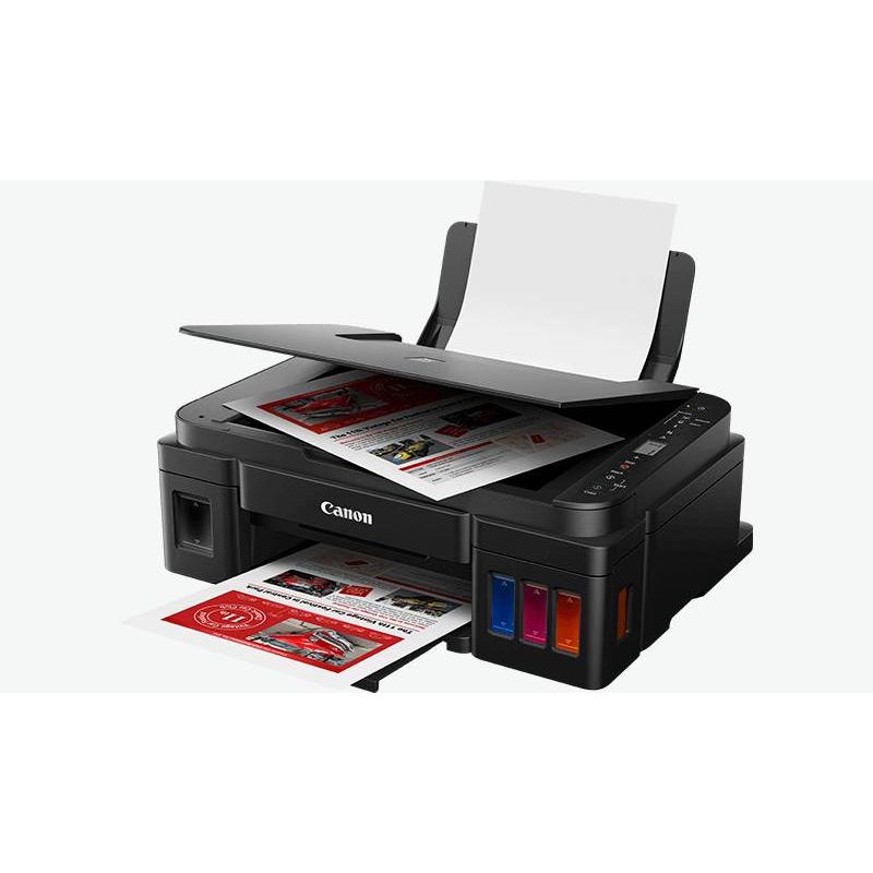 shoppi - Imprimante Jet D'encre à Réservoir Intégrée CANON PIXMA G-3411 Couleur WiFi