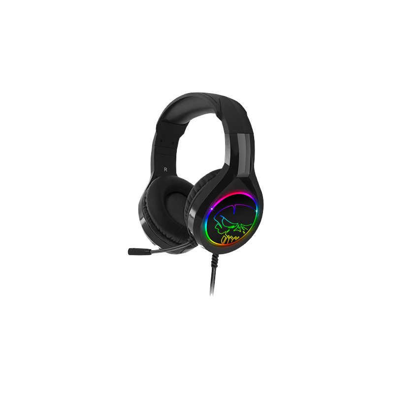 shoppi - Casque-micro Spirit Of Gamer PRO H8 RGB (PS4 / Xbox One / Nintendo Switch / PC)