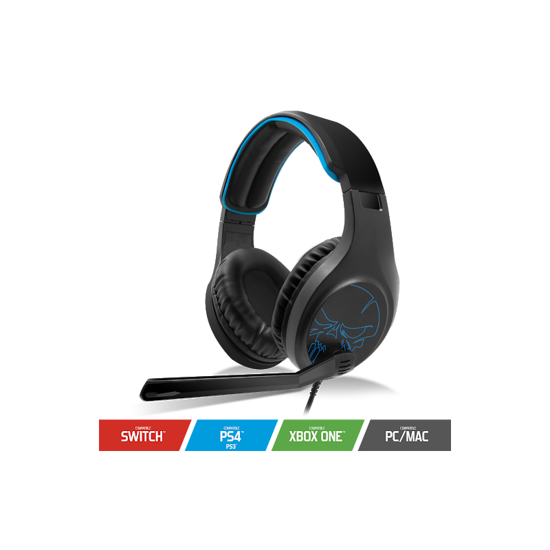 shoppi - Casque SPIRIT OF GAMER ELITE H20 avec Microphone - Multiplateforme