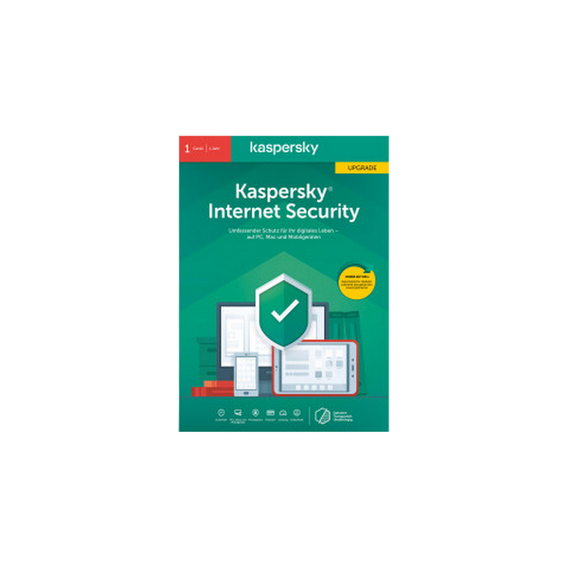 shoppi - KASPERSKY INTERNET SECURITY 2020 - 1 AN / 1 POSTE