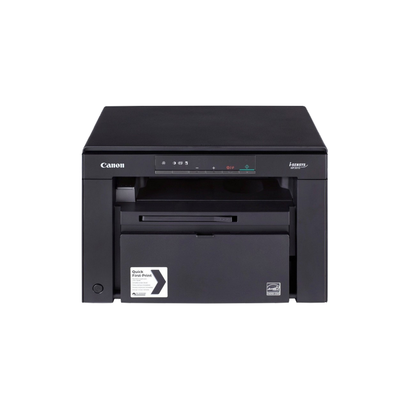 shoppi - Imprimante 3en1 Laser CANON I-SENSYS MF3010 Monochrome