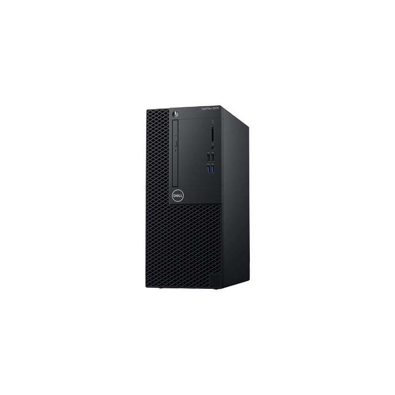 shoppi - PC De Bureau Dell Optiplex 3070 | I3-9100| 4Go | 1To | Noir