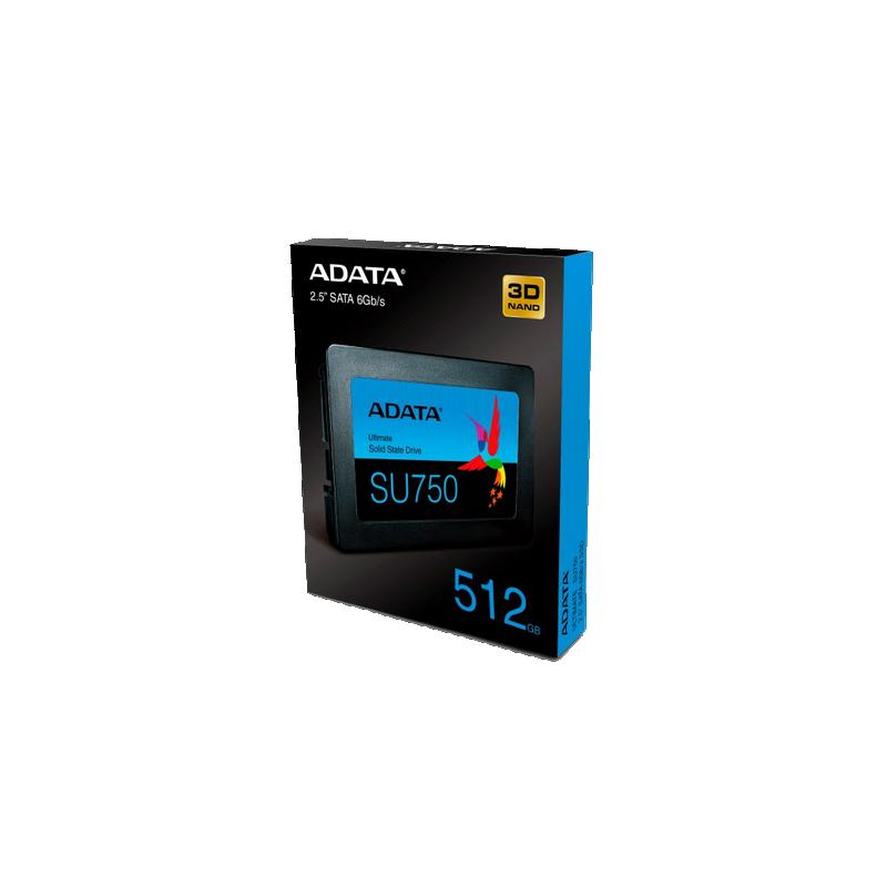shoppi - Disque Dur Interne ADATA 512Go SSD 2.5