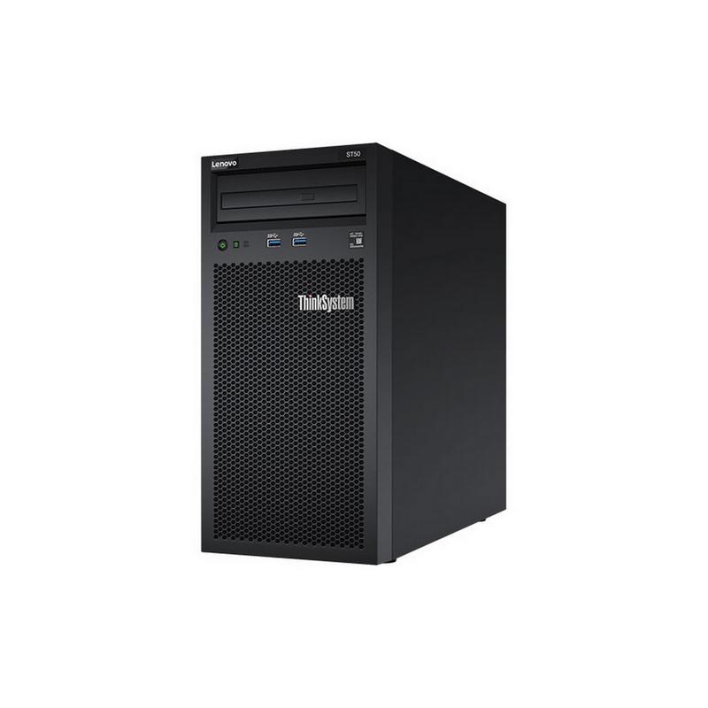 shoppi - Serveur LENOVO ST50 Intel Xeon E-2124G 8 Go 2 To (2x 1 To)
