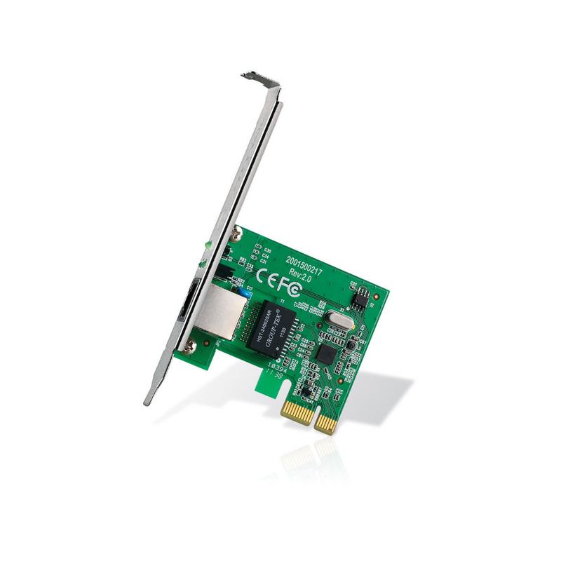 shoppi - Adaptateur réseau Gigabit PCI Express Tp-link TG-3468