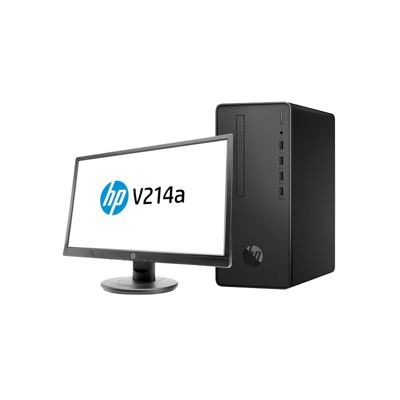 shoppi - Pc De Bureau HP Pro 300 G3 I5 9é Gén 4Go 1To