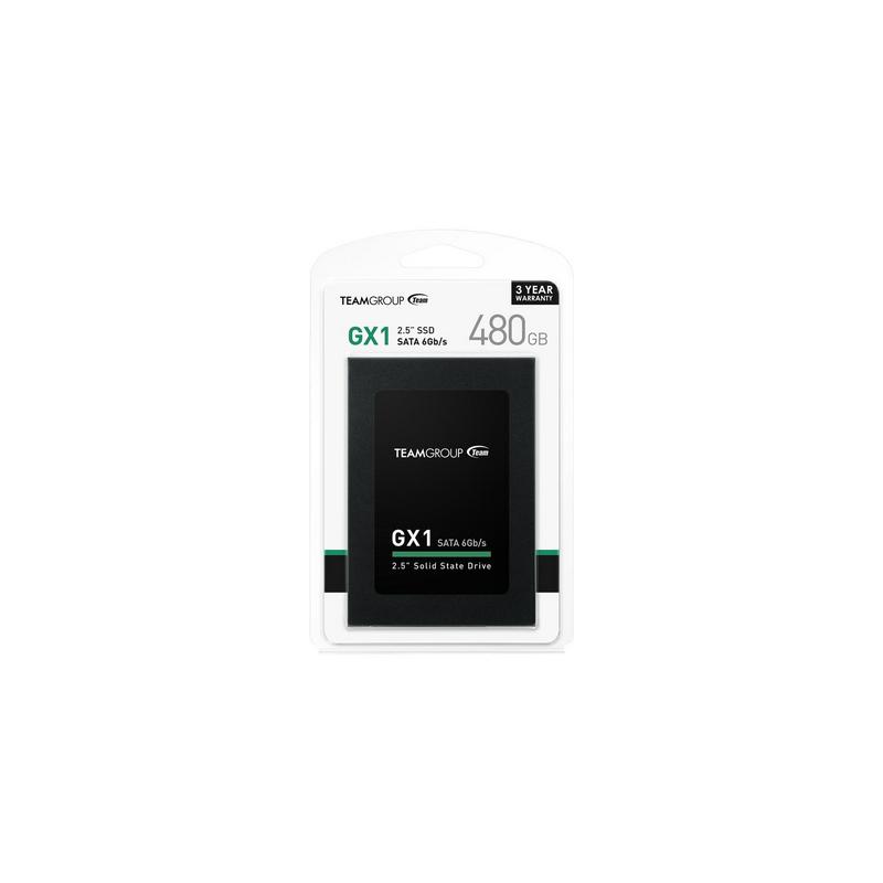 shoppi - DISQUE DUR  SSD 480 GO TEAMGROUP 2.5