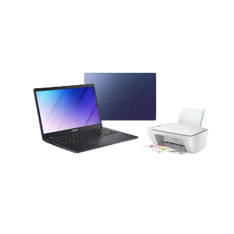 shoppi - Pc Portable ASUS E410MA + Imprimante HP 3en1 wifi
