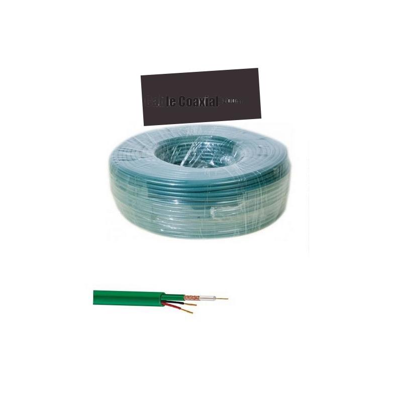 shoppi - Câble KX6 + Alimentation 100 M