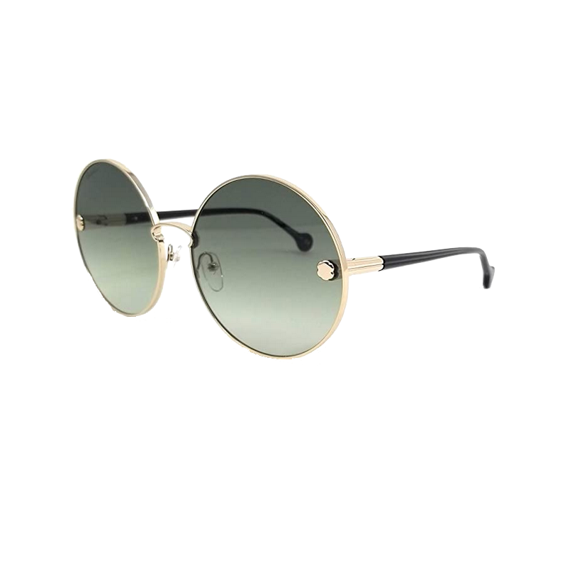 shoppi - Lunettes de Soleil Salvatore Ferragamo Gold And Black