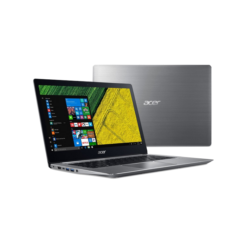 shoppi - PC PORTABLE ACER SWIFT 3 8éme GEN  I3/4G/128SSD/ WINDOWS 10 /14