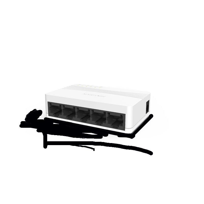 shoppi - Switch de bureau HIKVISION DS-3E0105D-E - 5 ports